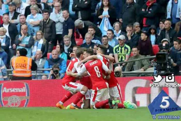 Piramide5N- Arsenal FA cup