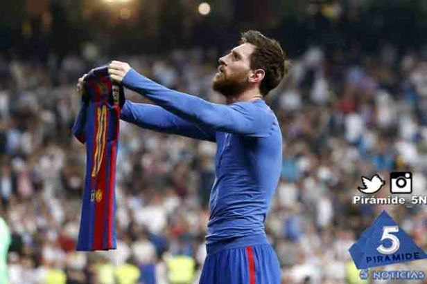 Piramide5N- Barcelona Messi Leo 05