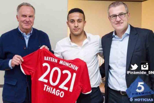 Piramide5N- Bayern Thiago 0