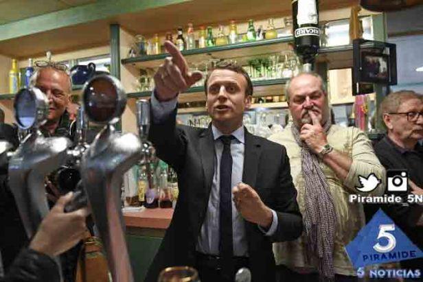 Piramide5N- Francia Macron bre