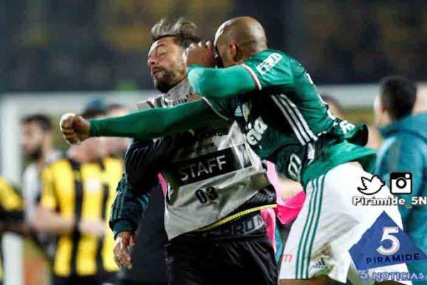 Piramide5N- Libertadores Pelea 0