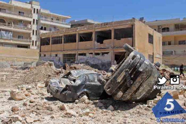 Piramide5N- Siria Bombardeos 0