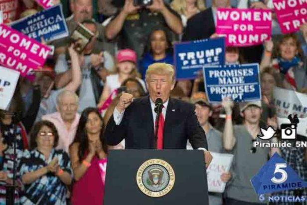 Piramide5N- Trump 100dias
