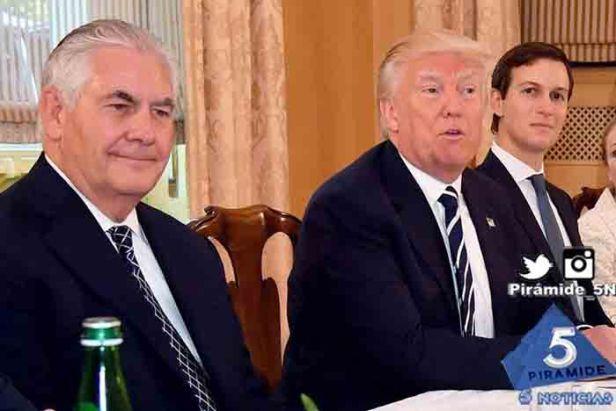 Piramide5N- EEUU Tillerson Trump 2