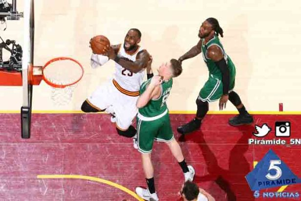 Piramide5N- nba cavs celtics