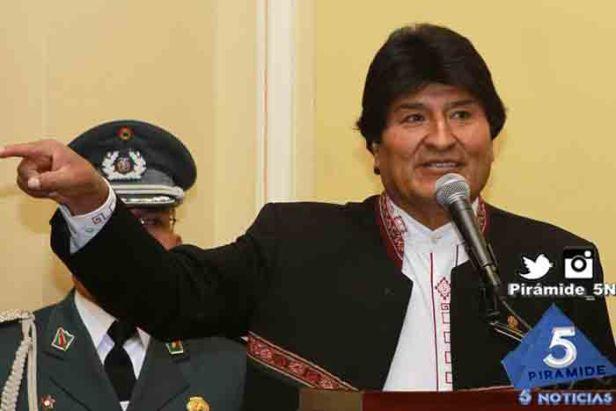 Piramide5N-Evo Morales Bol 2