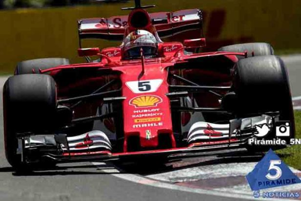 Piramide5N- F1 Vettel canada 2