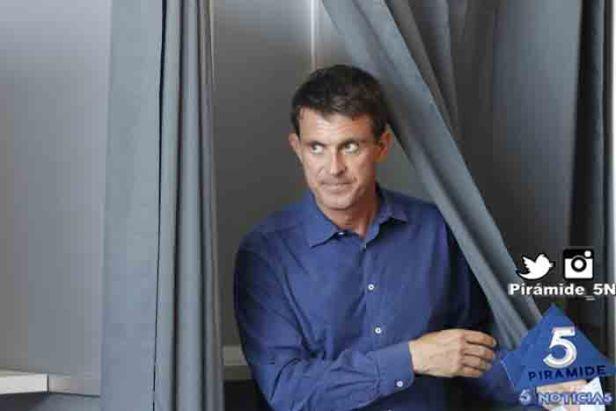 Piramide5N- Manuel Valls 1