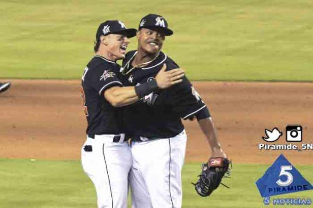 Marlins #Diamondbacks #EdinsonVolquez #NoH#MLB #Beisbol #EEUU #Deportes #Piramide_5N