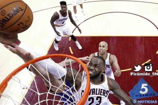 Piramide5N- NBA Cavs Gs final 4