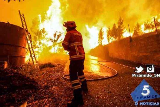 Piramide5N- Portugal Incendio 1