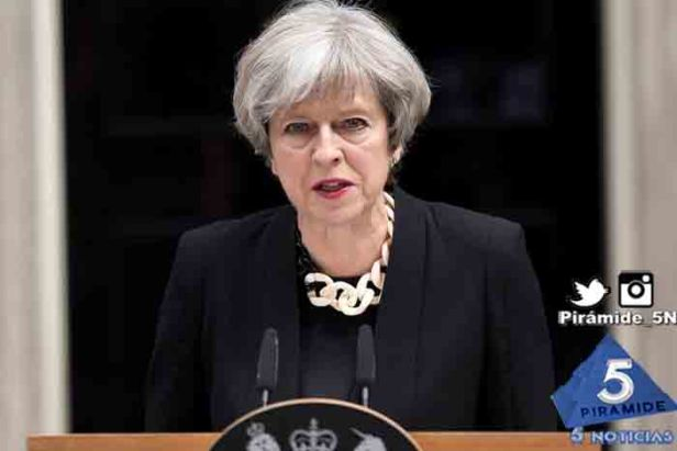 Piramide5N- Theresa May lond